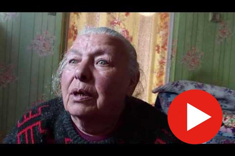 Embedded thumbnail for Восточная Украина: «Нам тут некуда деться и очень страшно»