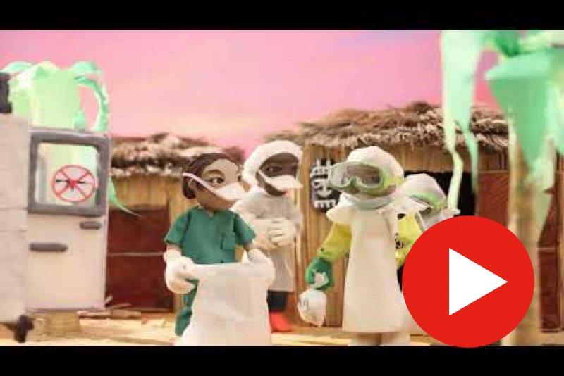 Embedded thumbnail for Борьба с эпидемией Эболы в ДРК
